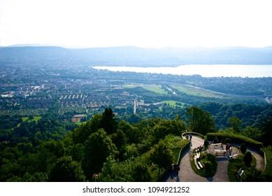 Zurich Landscape View