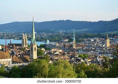 Zurich, Switzerland / Zürich in der Schweiz