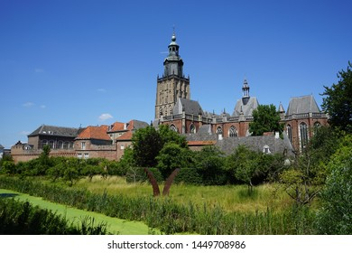 Zutphen historic city in East of Netherlands