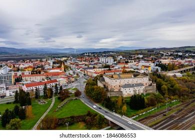 Zvolen Castle in autumn, Slovakia - Shutterstock ID 1846086553