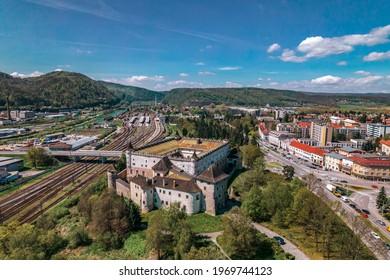 Zvolen Castle in spring, Slovakia - Shutterstock ID 1969744123