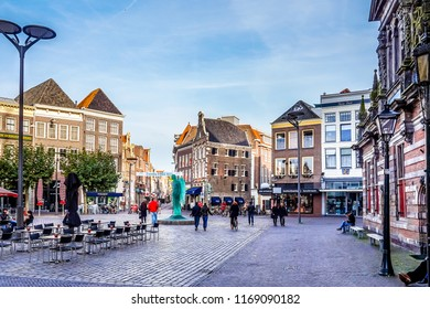 Zwolle images stock photos vectors shutterstock zwolle the netherlands oct 12 2014 the city square in the ccuart Image collections
