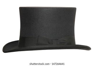 Zylinder Hut aus Filz
