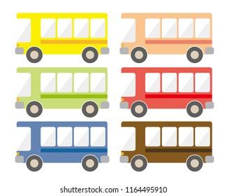 bus car icon
