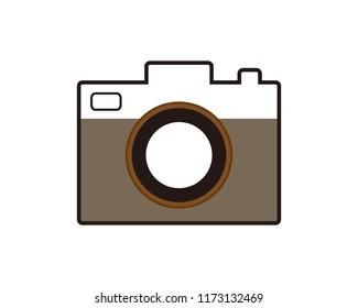 camera photo illustration