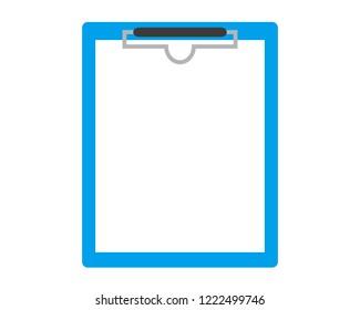clipboard clip sheet