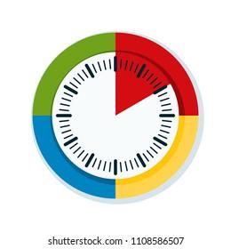 10 Minutes Time illustration