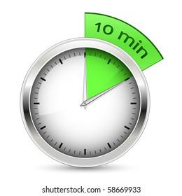 10 Minutes Images, Stock Photos & Vectors | Shutterstock