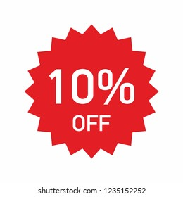 10% off Banner Elements Discount Tag Set   Collection Special Offer