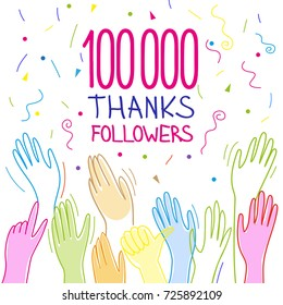 100 000 subscribers,