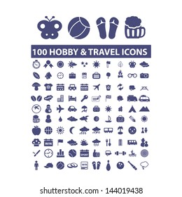 Hobby Icons Images Stock Photos Vectors Shutterstock