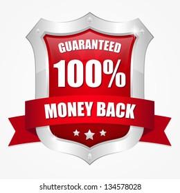 100 percent money back seal