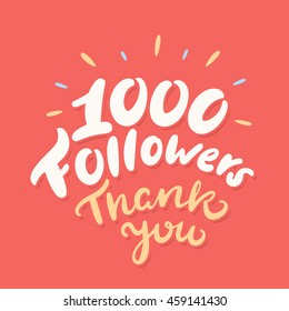1000 followers thank you.
