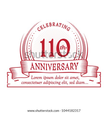 110 anniversary contest
