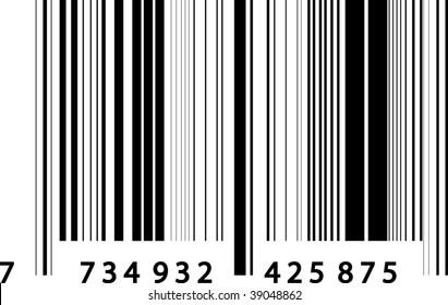 13 EAN - barcode