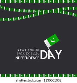 14th of August. Pakistan Independence Day.