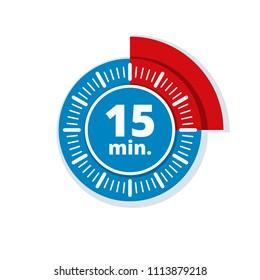 15 Minutes Time illustration