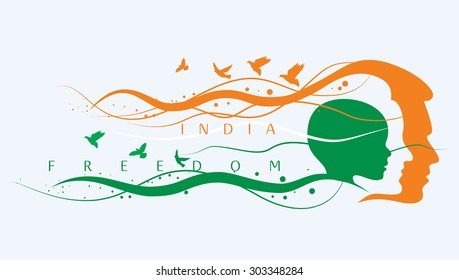 15th August Indian Independence Day celebrations.