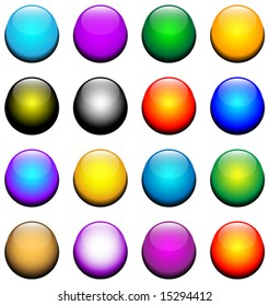 16 different globe design