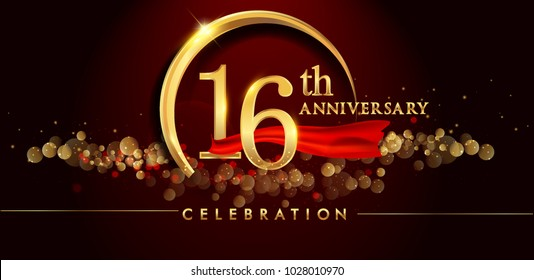 16th anniversary images  stock photos  u0026 vectors