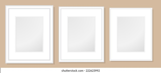 16x20  Double Mats & Frame for 11x14 Photo Art. 3 frame widths: .5, 1, & 1.5 inch. Fully customizable.