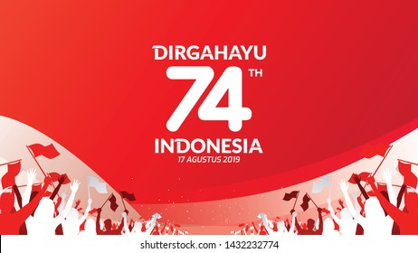 merah putih images stock photos vectors shutterstock https www shutterstock com image vector 17 august indonesia happy independence day 1432232774