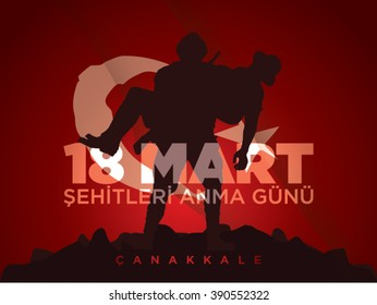18th March Martyrs Remembrance Day, Canakkale