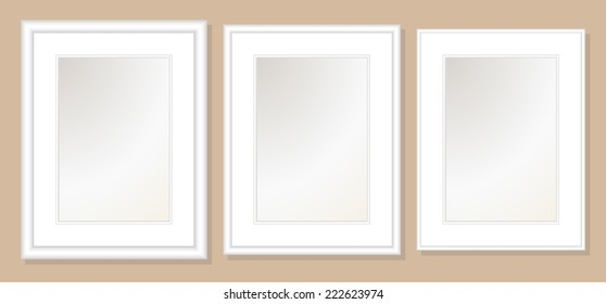 18x24  Double Mats & Frame for 13x19 Photo Art. 3 frame widths: .5, 1, & 1.5 inch. Fully customizable.