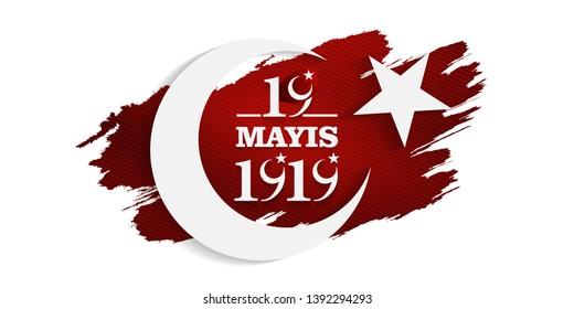 19 mayıs, Atatürk'u anma genclik ve spor bayrami, translation: (19 may 1919 Commemoration of Atatürk, Youth and Sports Day,)
