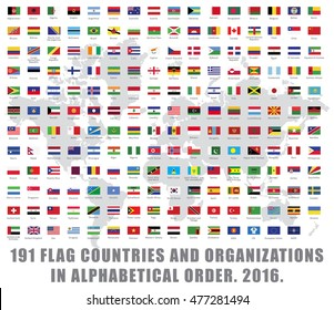 191all current world flag countries and organizations big set collection full list