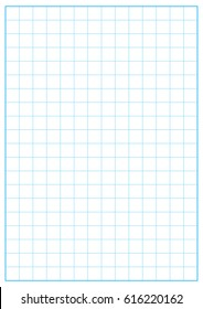 2 inch grid printable graph paper black stock vector royalty free