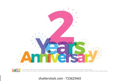 2nd Birthday Images, Stock Photos & Vectors | Shutterstock