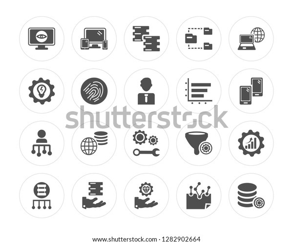 20 Visualization Responsive Value Available Server Stock