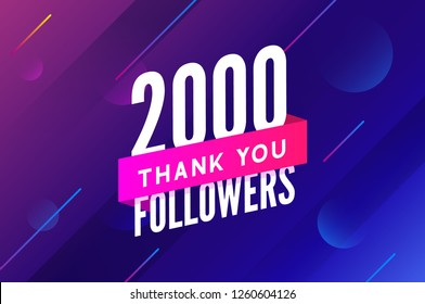 2k Followers Images Stock Photos Vectors Shutterstock