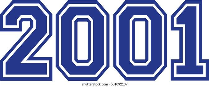 Year 2001 Images, Stock Photos & Vectors | Shutterstock