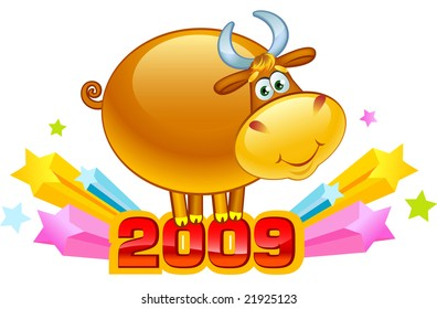 2009 year of Ox