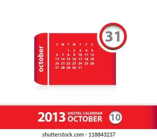 2013 calendar november vector mounth november stock vector royalty