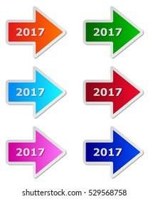 2017 arrows