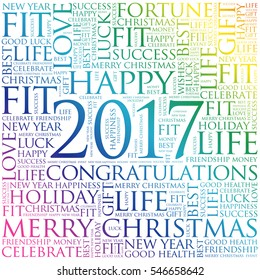 2017 year greeting word cloud collage stock vector 2018 545914924 2017 year greeting word cloud collage happy new year celebration greeting card m4hsunfo Image collections