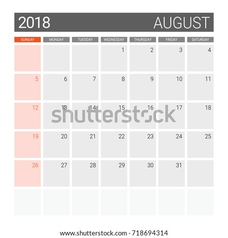 august calendar theme - Emayti australianuniversities co