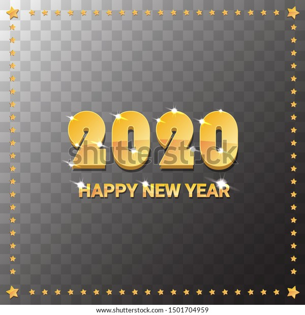 2020 Happy Chinese New Year Rat Royalty Free Stock Image