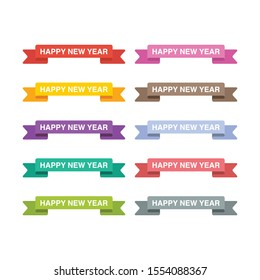 2020 happy new year banner designs. You can be used 2020 happy new year banner designs set for several purposes.