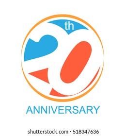 Images Photos Et Images Vectorielles De Stock De Anniversaire Logo