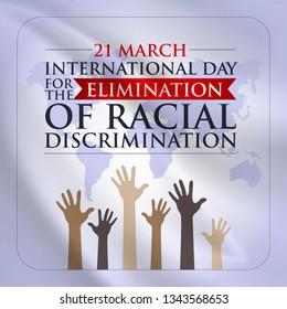 21 March, International Day for the Elimination of Racial Discrimination. Uluslararası Irk Ayrımı ile Mücadele Günü, 21 Mart kutlaması. 1960 Güney Afrika, Sharpeville South Africa. greeting card