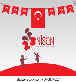 23 nisan, 23 April Children's day