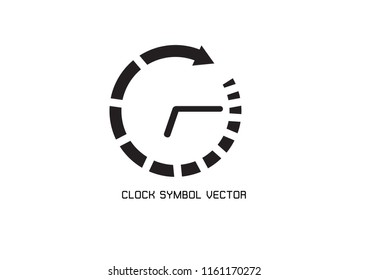 24 hour assistance , Time,clock Icon Isolated on White Background.Vector Illustration EPS 10.