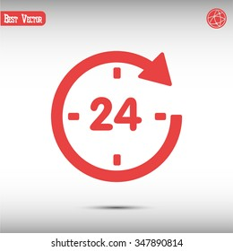 24 VECTOR ICON