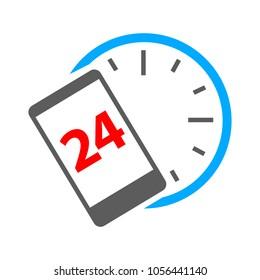 24h Call center