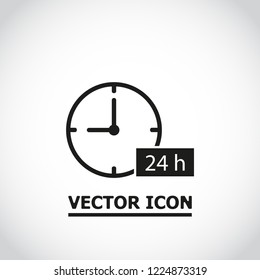 24h support icon