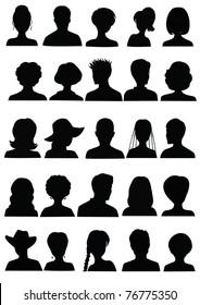 25 Anonymous Mugshots